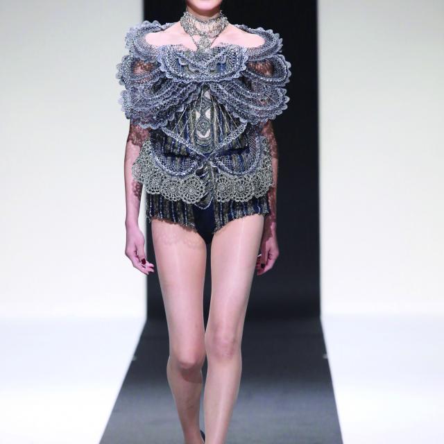 ドレスメーカー学院 【第57回 全国ファッションデザインコンテスト】2