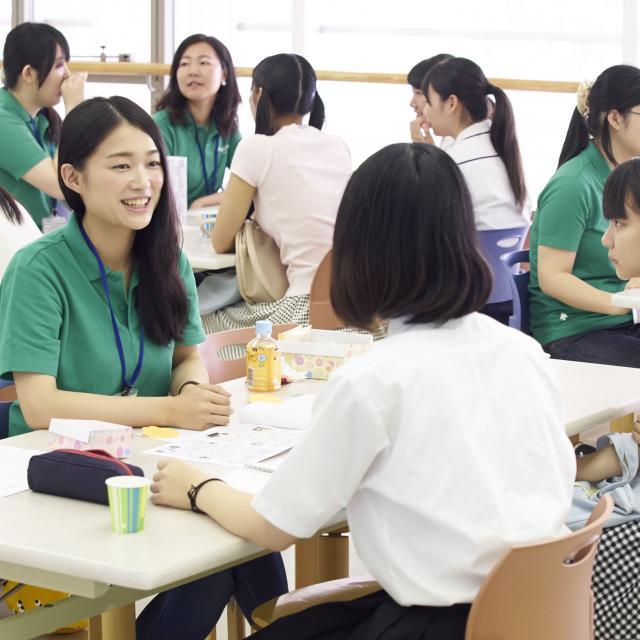 椙山女学園大学 椙山を体験してみよう!OPEN CAMPUS ! 20181