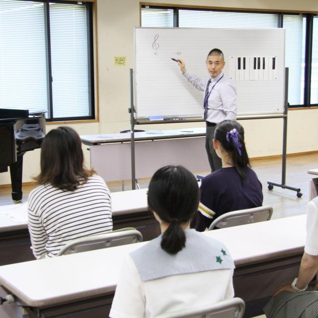 くらしき作陽大学 【音楽学部】オープンキャンパス20192