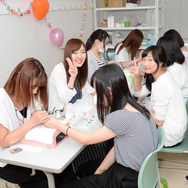 仙台ヘアメイク専門学校 オープンキャンパス20182