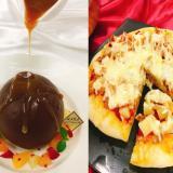 ショコラドーム&空飛ぶピザの詳細