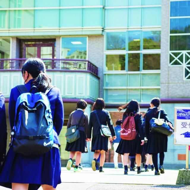広島女学院大学 夏のオープンキャンパス 3