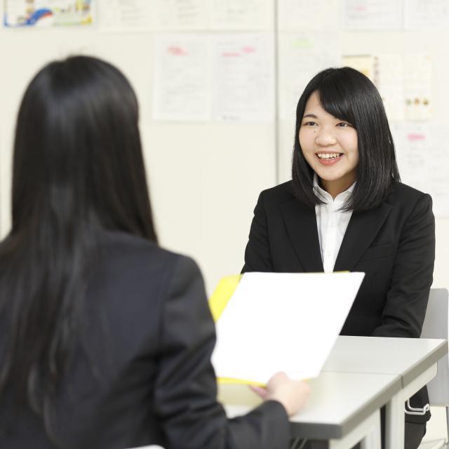 経専北海道保育専門学校 AO面談スタート!オープンキャンパスにきて面談も受けられる☆2