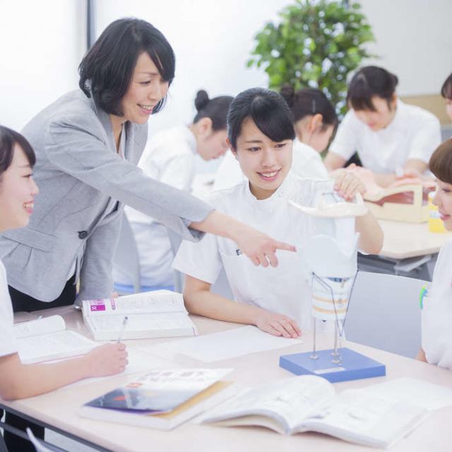 東京医薬専門学校 言語聴覚士ってどんな仕事?検査について知ろう!2