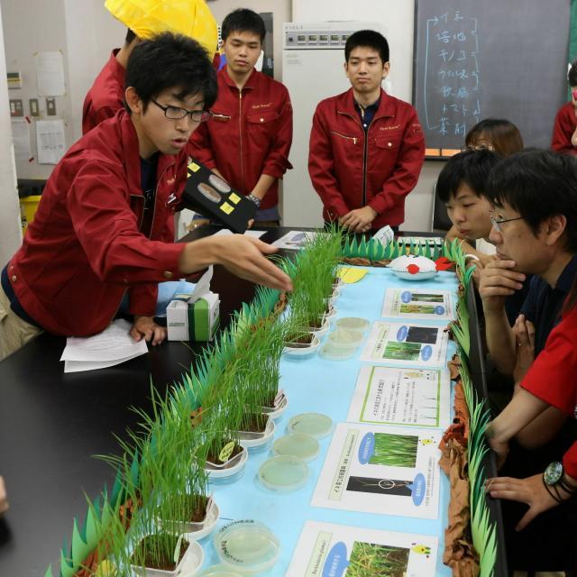 東京農業大学 オープンキャンパス2020(厚木キャンパス)1