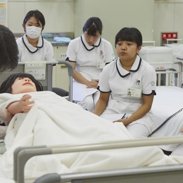 横浜創英大学 【一般入試対策講座あり】オープンキャンパス(看護学部)3