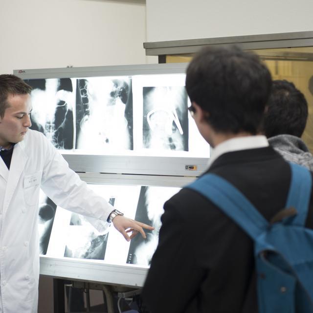 中央医療技術専門学校 8月開催オープンキャンパス!3