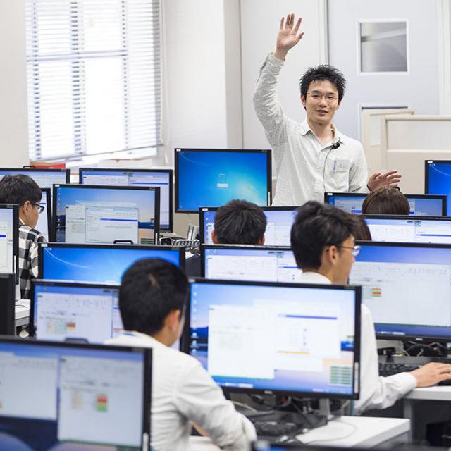 日本工業大学 春のオープンキャンパス1