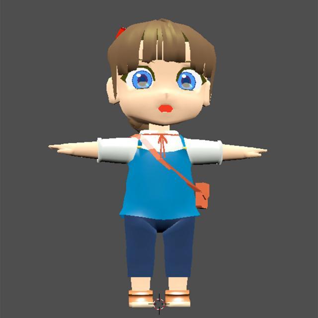 日本デザイン福祉専門学校 8/26(月)初めての3Dデザイン1