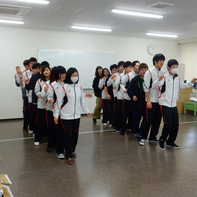 鳥取市医療看護専門学校 【作業療法士学科】6月オープンキャンパス1