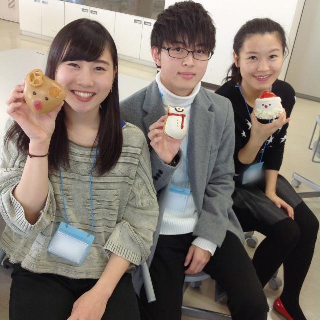保育・介護・ビジネス名古屋専門学校 春の合同オープンキャンパス1
