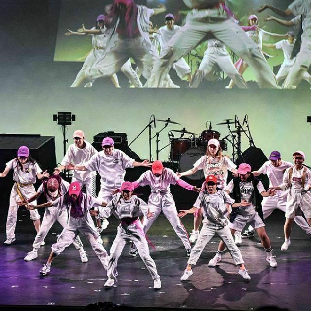 東京ビジュアルアーツ 10月 ダンス学科の体験入学(来校)2