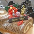 神戸国際調理製菓専門学校 クリスマス限定☆製菓☆ブッシュ ド ノエル