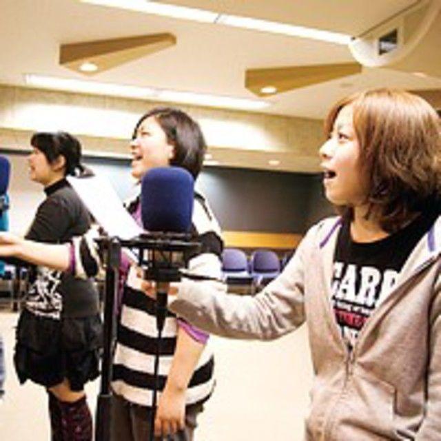専門学校 名古屋ビジュアルアーツ 歌もダンスもできるマルチな声優に!11・12月の体験入学4