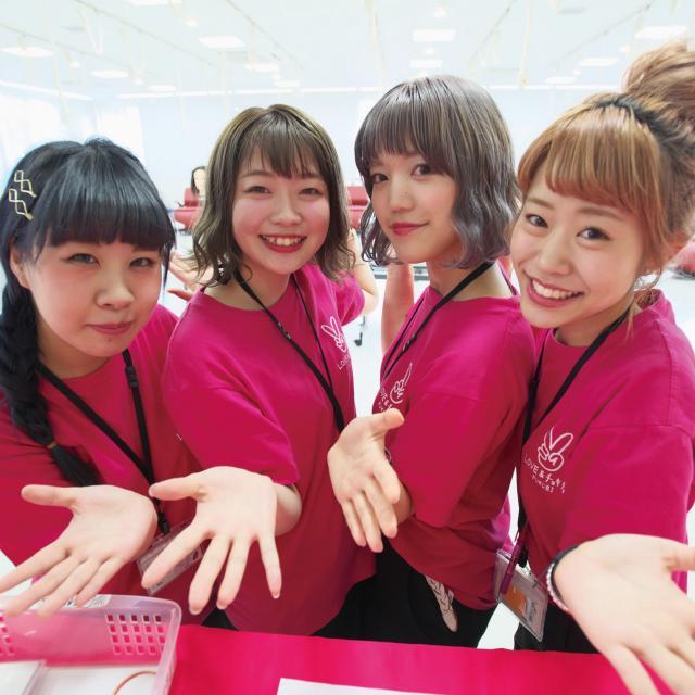 福岡美容専門学校 北九州校 オープンキャンパス&保護者説明会1