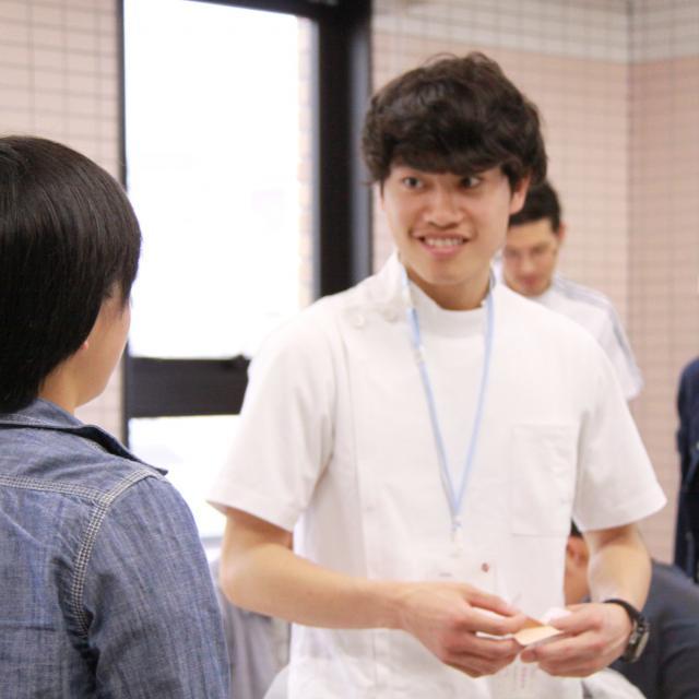 関西健康科学専門学校 在校生と一緒に実習に入り、キャンパスライフを体験!3