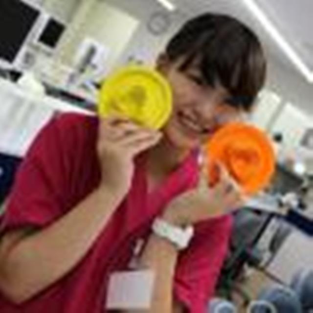新東京歯科衛生士学校 自分専用のマウスガード作り3