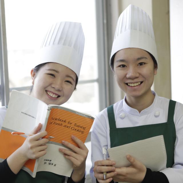 悠久山栄養調理専門学校 これで完璧!!出願書類まるわかり講座♪♪ー栄養士科ー2
