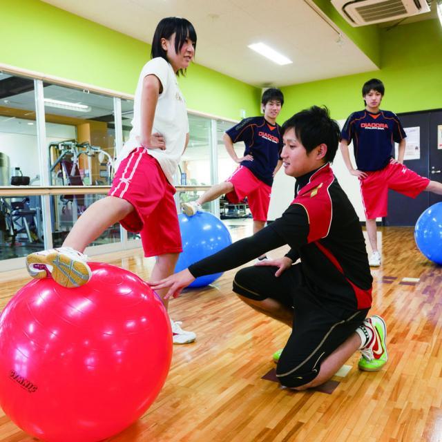 大原スポーツ公務員専門学校高崎校 オープンキャンパス☆スポーツ系☆2