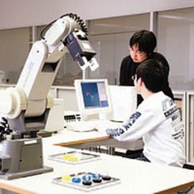 嬉しいランチ付き☆ACE体験入学【電子制御学科】