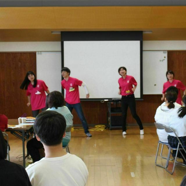 京都保育福祉専門学院 異文化模擬体験~文化とコミュニケーション~1