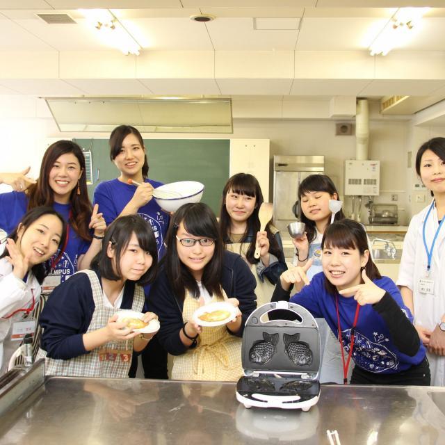 大阪夕陽丘学園短期大学 6/24(日)オープンキャンパスを開催!4