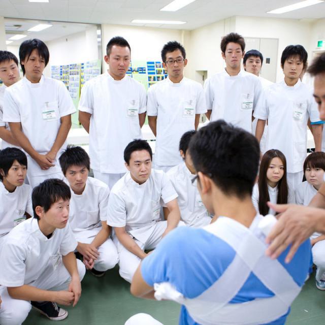 東京医療専門学校 【柔道整復科】5~8月の学校説明会です!@代々木校舎2