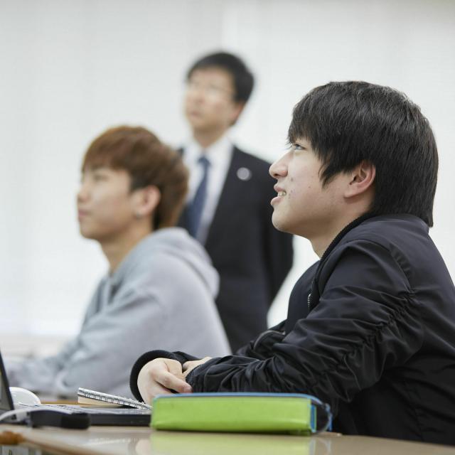 ELICビジネス&公務員専門学校 体験入学 情報処理コース2