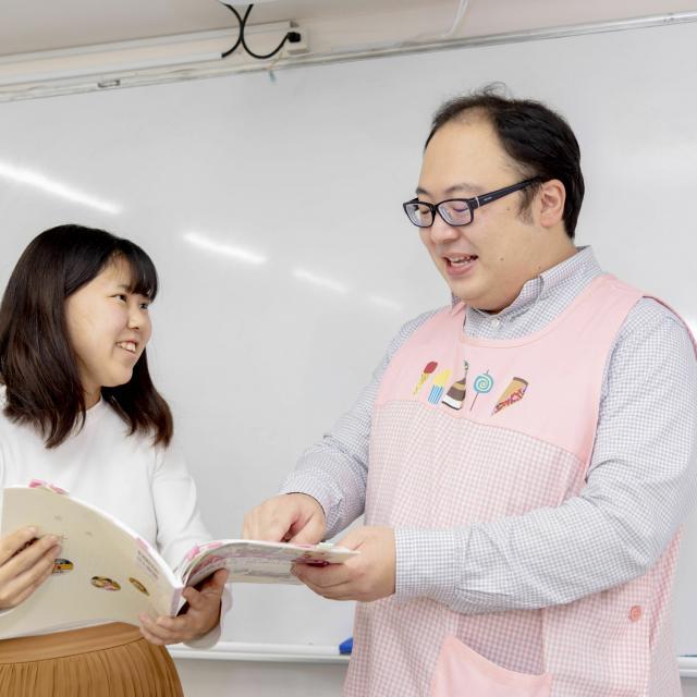日本児童教育専門学校 初めての方向け|来校型の入試学校説明会!4