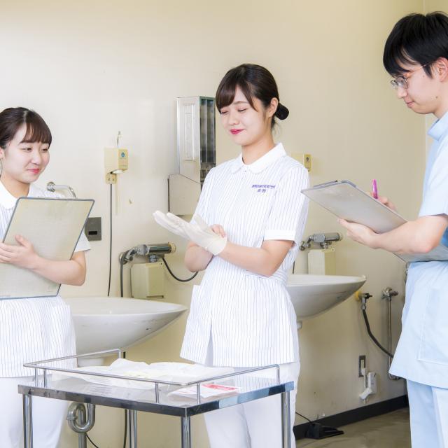 藤華医療技術専門学校 《6月》看護学科オープンキャンパス1
