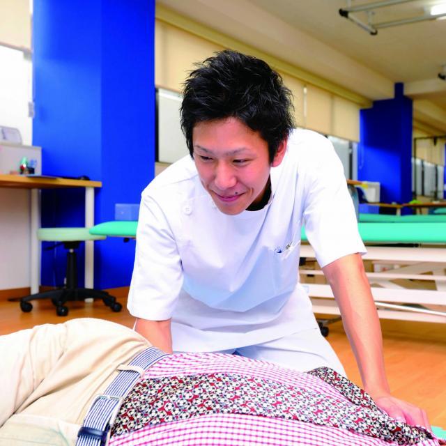 札幌スポーツ&メディカル専門学校 柔整科、鍼灸科のオープンキャンパス1
