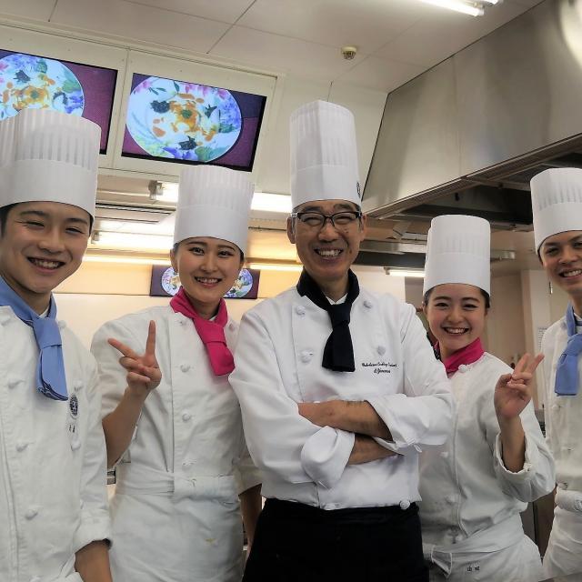 横浜調理師専門学校 夕方からのオープンキャンパス♪(ショートバージョン)3