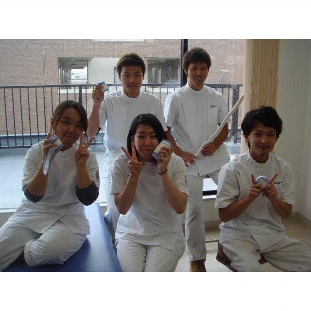 柔道整復学科オープンキャンパス