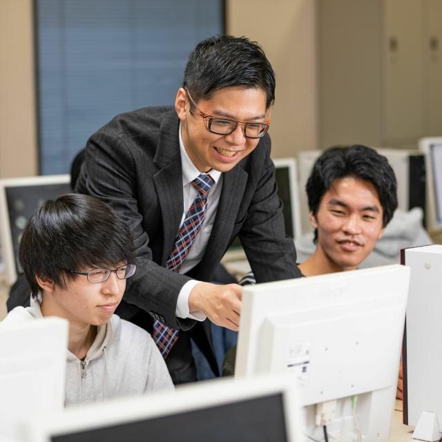 近畿コンピュータ電子専門学校 【未経験歓迎】Unityを使ったゲーム制作体験授業4