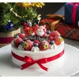 【リピーター限定】苺のショートケーキ ☆ X'mas飾りの詳細
