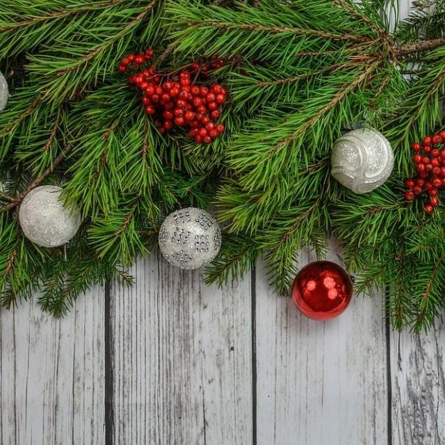 総合学園ヒューマンアカデミー東京校 【クリスマスイベント】クリスマスオーナメントを作成しよう!!1