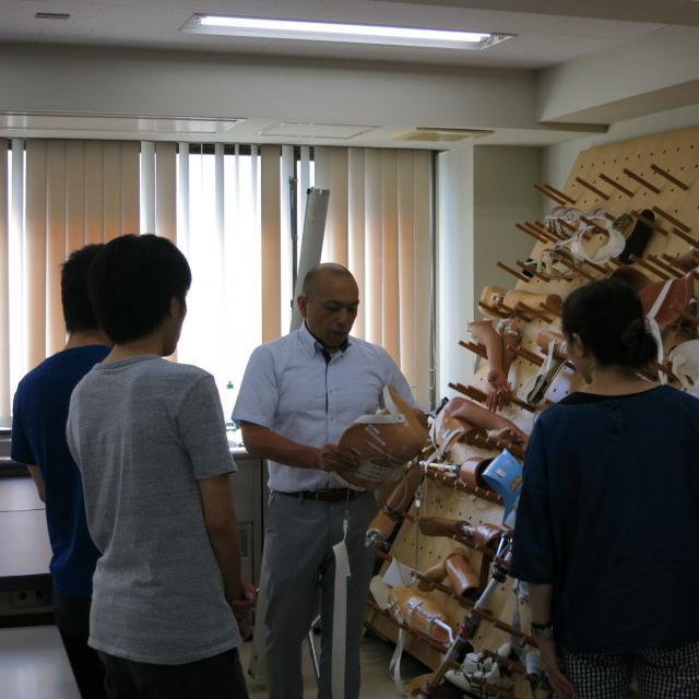関東リハビリテーション専門学校 オープンキャンパス2