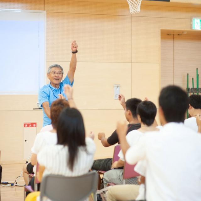 愛知みずほ大学 オープンキャンパス2018(養護教諭・保健体育・心理・人間)4