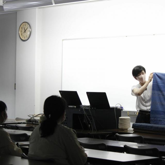 杉野服飾大学 【予約制】8/9(月) 授業体験会(講義)2