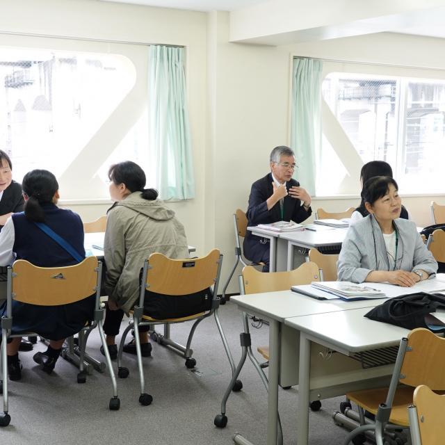 国際学院埼玉短期大学 進学相談会に行こう!+コピー1