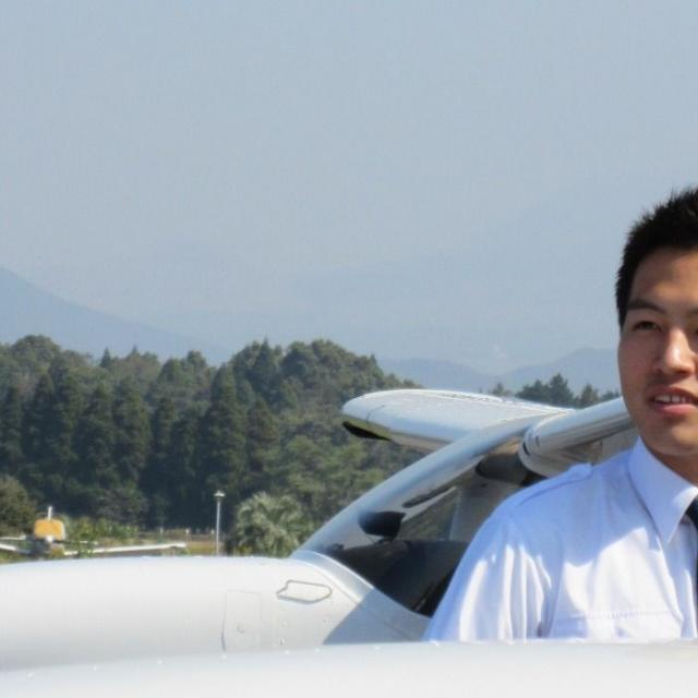 【航空操縦学専攻】空港キャンパス施設見学会