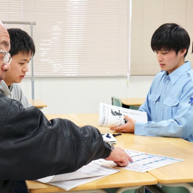湘南医療福祉専門学校 夜の学校見学会【介護福祉科】3