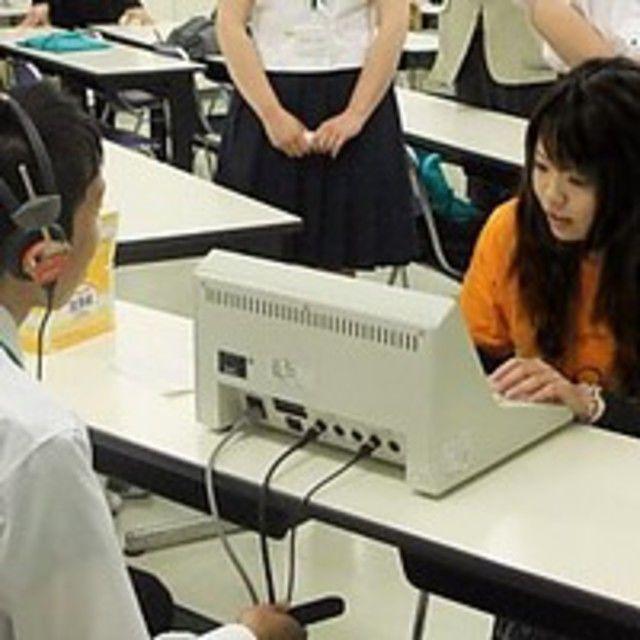 弘前医療福祉大学 未来を描ける自分になる めざせ言語聴覚士!3