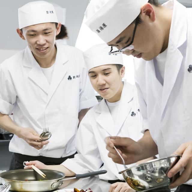東京すし和食調理専門学校 すし・和食の魅力を体感!本格調理体験4