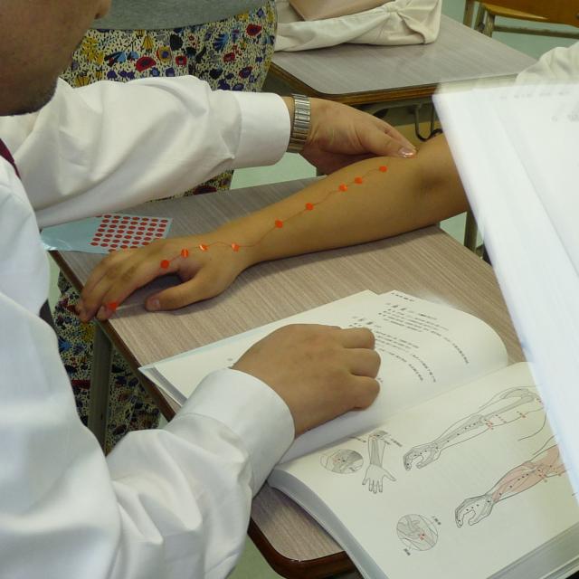 浦和専門学校 鍼灸科のオープンキャンパス!1