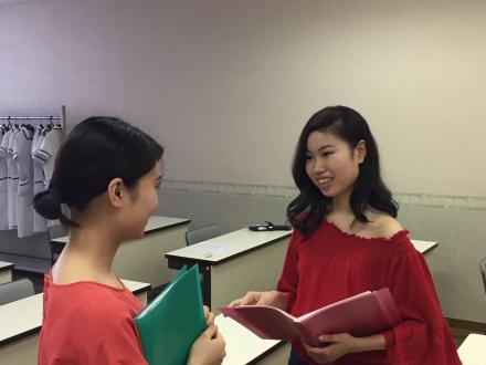 在校生レポート画像