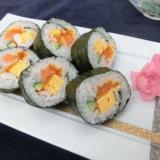 海鮮たっぷり!太巻き寿司の詳細