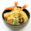 大阪調理製菓専門学校 料亭の天ぷら丼コース