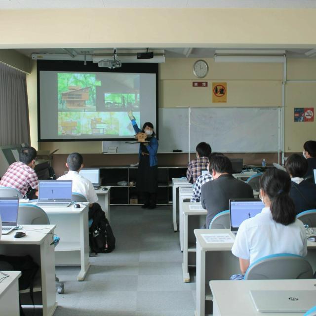 浅野工学専門学校 【ものづくりを体験する】模擬授業を受けてみよう!1