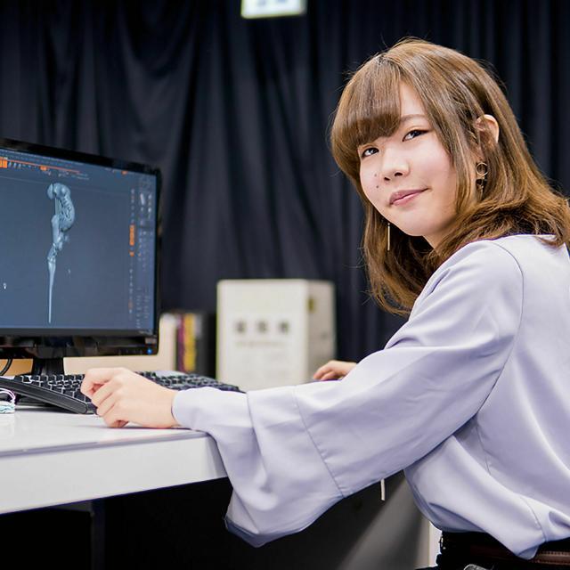 大阪デザイナー専門学校 【ゲーム・CG学科】AO入学説明会2